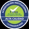 Marca de acreditación de alta calidad